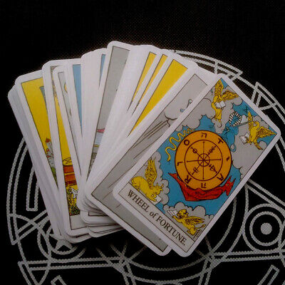 Knight Ladd Tarot Oracle Cards Deck Vintage Antique Fortune Telling 78 Cards New