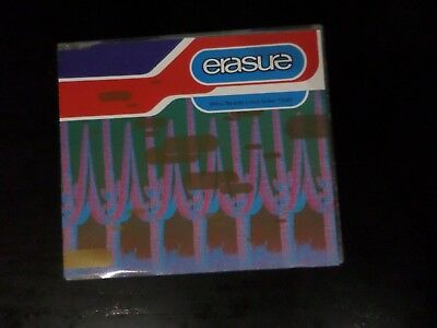 Cd Single - Erasure - Who Needs Love Like That