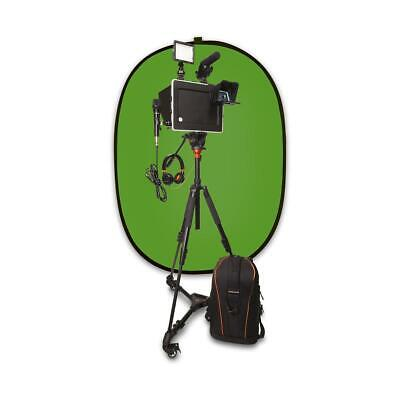 Padcaster All-in-One Mobile Production Studio for iPad Air/2, 5th/6th Gen  Pro