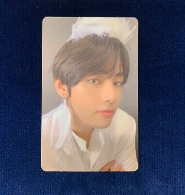 Bts Map Of The Soul Mots 7 Official Taehyung Version 1 Photocard