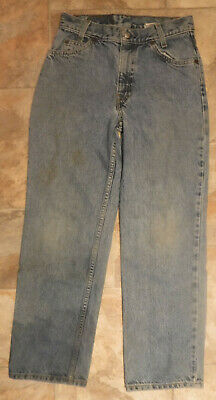 90s VTG Levis 550 Womens Relaxed Fit Tapered Leg Jeans Red Tab mom jeans 26x26