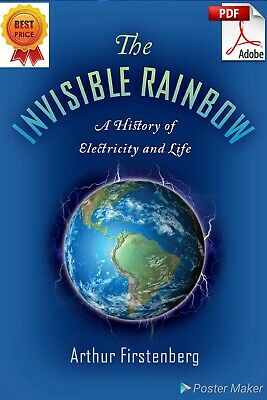 The Invisible Rainbow by Arthur Firstenberg🌟[P.D.F]🔥Fast Delivery🔥