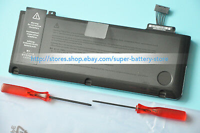 "Genuine OEM A1322 Battery For Apple MacBook Pro 13"" A1278 Mid 2009 2010 63.5WH"