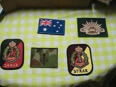 australian army patches todays army