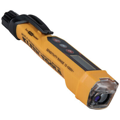 KLEIN TOOLS Non-Contact Voltage Tester with Laser Distance Meter (NCVT-6)