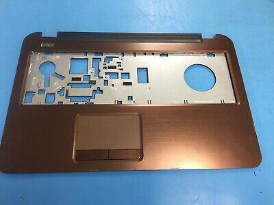 Dell Inspiron 17R 5737 Palmrest w//Touch Pad and Power Button PINK 5NRWN