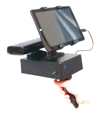 SLS Kinect Mapping Camera V1 without Tablet