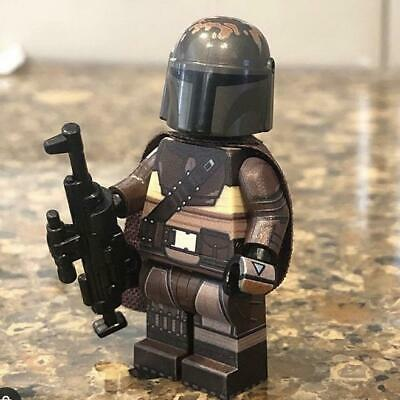 Stand Sith The Mandalorian SW KOTOR FREESHIP Darth Nihilus Star Wars Minifigure