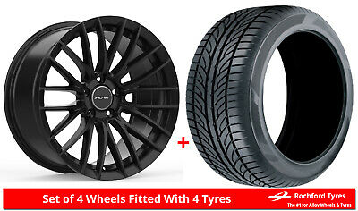 """Alloy Wheels & Tyres 20"""" Inovit Sonic For Opel Insignia OPC [A] 09-16"""