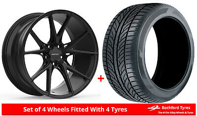 """Alloy Wheels & Tyres 20"""" Inovit Speed For Vauxhall Insignia [A] 08-16"""