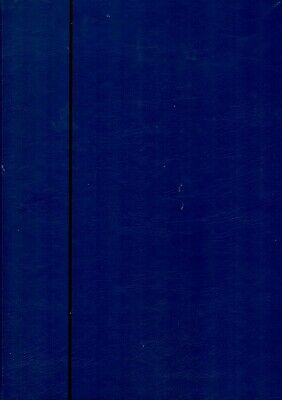 Pristine Blue 16 Page Stockbook loaded with Worldwide stamps
