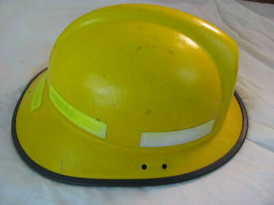 Morning Pride Plus Series Fire Helmet ~ Made in USA ~ forest rescue