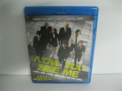 Now You See Me bluray movie
