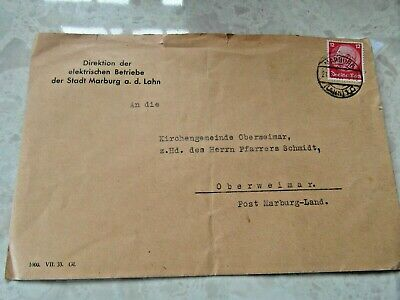 1933 Germany WHY WAIT YOU'RE ELECTRICLY COOKING TODAY BRIEF