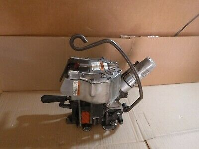 Signode Model Amp 1-34 Pneumatic Combination Strapping Tool