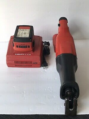 HILTI RECIPROCATING SAW 18V WSR18 A / Batttery And Charger
