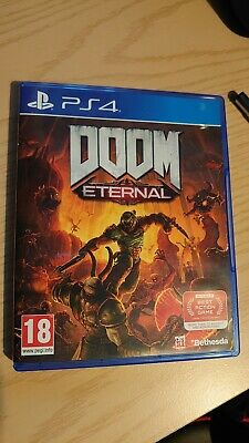 Doom Eternal PS4 - Rip and Tear!