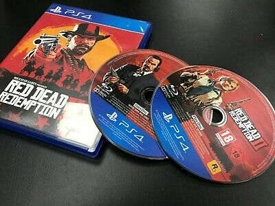 Red Dead Redemption 2 II - PS4 - Playstation
