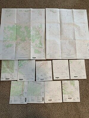Lot 11 Sandoval McKinley County New Mexico USGS Topographic Map Topo 7.5 Minute