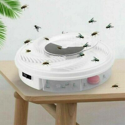 Electric Fly Mosquito Killer Lamp Electronic Bug Zapper Fly Catcher Insect Trap