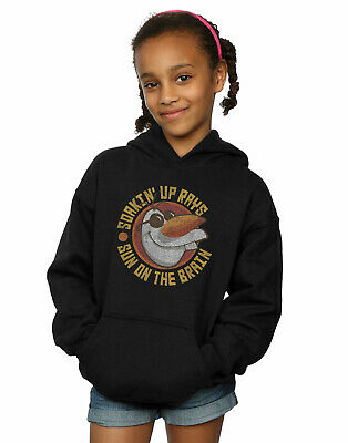 Disney Girls Frozen Olaf Sun On The Brain  Hoodie