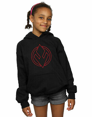 Star Wars Girls The Rise Of Skywalker Sith Order Insignia Hoodie
