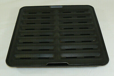 Ronco Showtime Rotisserie Non Stick Drip Tray & Grate 4000 5000 Replacement Part