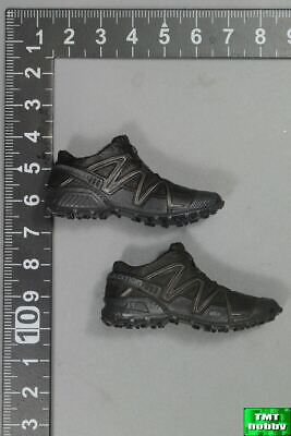 1//6 Scale NSW Direct Action Breacher Combat Sneakers w//Extension Ankles /& Pegs