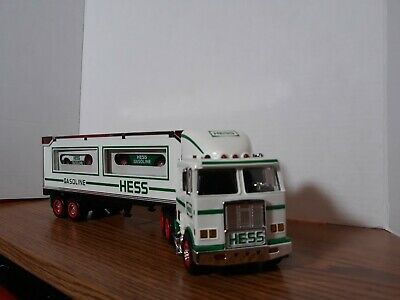 Hess Toy Truck and Racers - 1997, NEW IN BOX