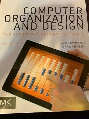 Computer Organization And Design The Hardware Software Interface By John L 2 00 Picclick