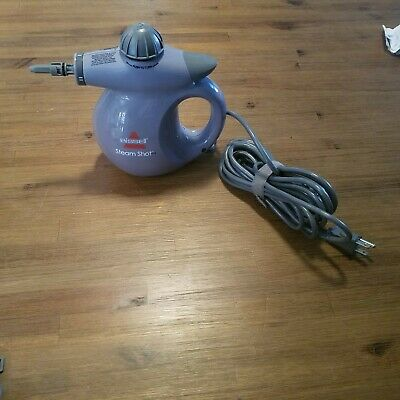Bissell Steam Shot Replacement Purple Base with Electric Cord Tested Working