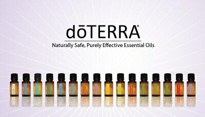 NEW AND SEALED doTERRA ESSENTIAL OILS and SOFTGELS - CHEAPEST PRICE ON EBAY!!