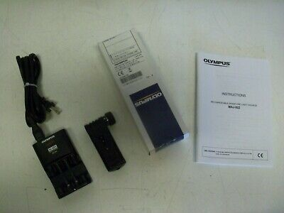 Olympus Miniature Light Source MAJ-922 with BU-400 Charger