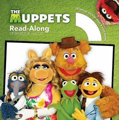 The Muppets Read-Along Storybook and CD , Disney Book Group,