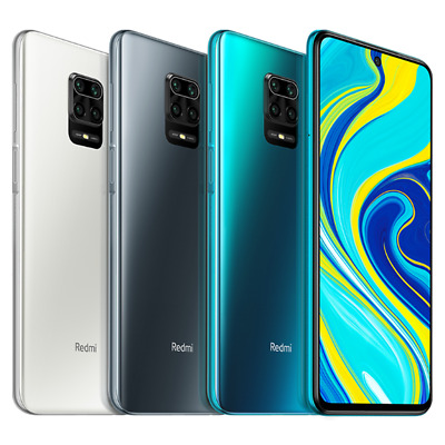 "Xiaomi Redmi Note 9S 64GB 4GB 6,67"" Smartphone Dual Sim 5020mAh Global Version"