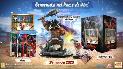 One Piece Pirate Warriors 4 Kaido Collector Edition  Ps4 New Nuovo Rare