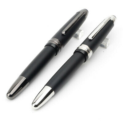 1 Refill Luxury MB Jules Verne Rollerball Pen with Serial Numbers 3 Colors