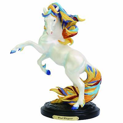 The Trail of Painted Ponies Wind Whisperer Horse Figurine 6004259 New