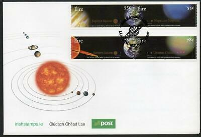 IRELAND 2007 The Planets FDC