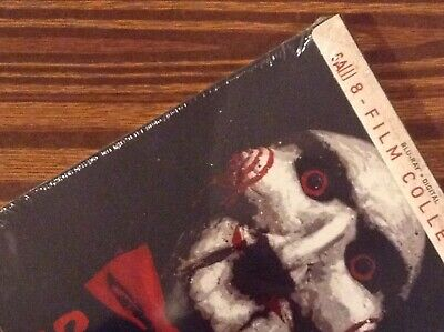 SAW 8-Film Collection Limited Steelbook Edition  [ USA ]