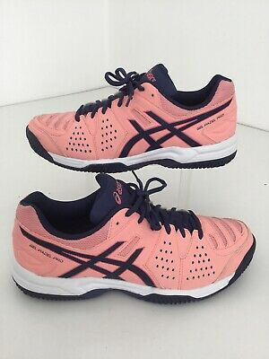 Asics AYAMi Shine Lace Up Black Grey Synthetic Womens Trainers S394Q 9743 B66D