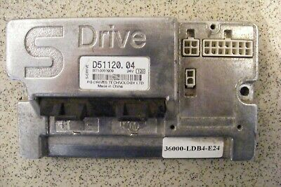 S Drive Mobility scooter controllor D51120.04