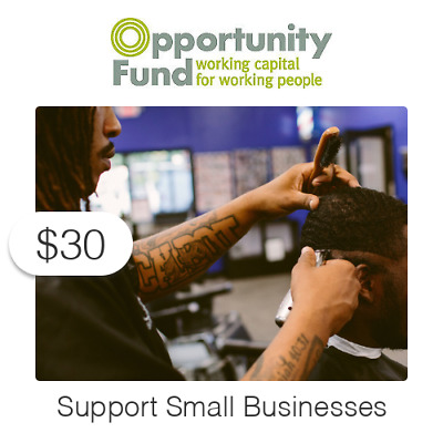 $30 Charitable Donation For: Small Business Relief Fund