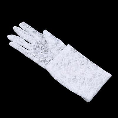 New Mittens Wedding Gloves Long Gloves Fashion Lace Women Prom Party Bride HO3