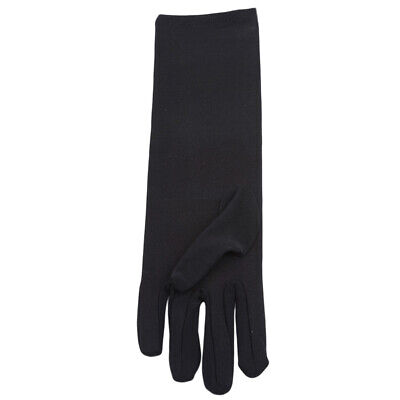 Spandex Embroidered Mitten Female Sunscreen Gloves Driving 1Pair High Elastic HO