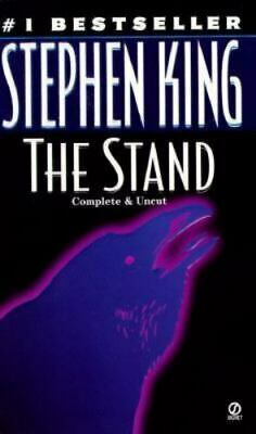 The Stand: Expanded Edition: For the First Time Complete and Uncut (Signet) by S