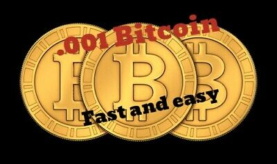 Bitcoin Mining Contract for 1 hour, 0.001 BTC Guaranteed, Fast Delivery!