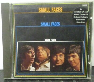 SMALL FACES - Small Faces Small Faces ~ CD ALBUM