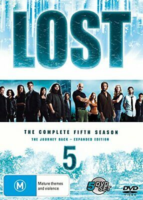 Lost: Season 5 - DVD  95VG The Cheap Fast Free Post
