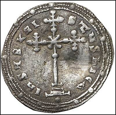 CONSTANTINE VII Romanus I Miliaresion Ancient byzantine silver coins coin